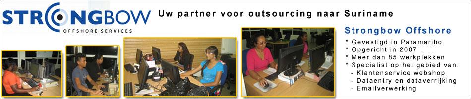 Uitbesteden van uw klantcontact naar Suriname
